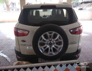 2015 Ford EcoSport 1.5 Ti VCT MT Titanium