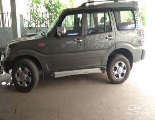 2009 Mahindra Scorpio SLE BSIII