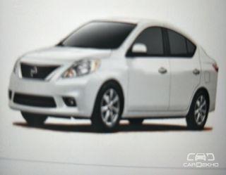 2012 Nissan Sunny 2011-2014 Diesel XV