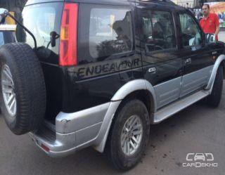 2007 Ford Endeavour 2.5L 4X2 MT