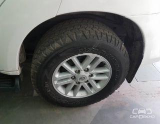 2013 Toyota Fortuner 4x4 MT
