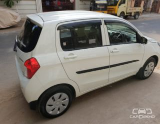 2017 Maruti Celerio ZXI Optional AMT