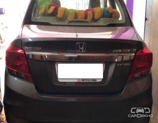 2013 Honda Amaze SX i-VTEC