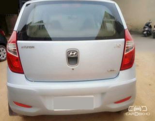 2012 Hyundai i10 Era