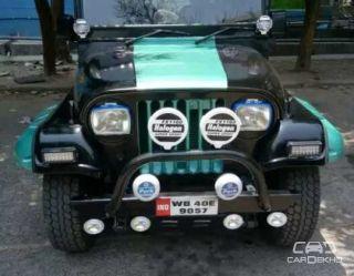 1998 Mahindra Jeep MM 540 DP