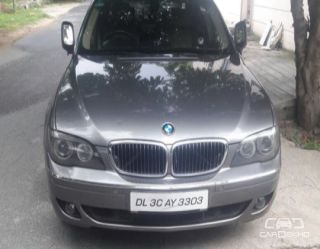 2007 BMW 7 Series 2007-2012 740Li