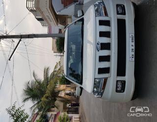 2016 Mahindra TUV 300 T8 AMT