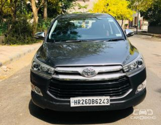 2016 Toyota Innova Crysta 2.7 ZX AT