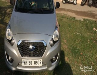 2017 Datsun GO T Option