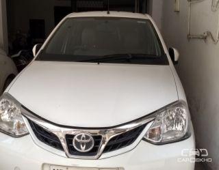 2015 Toyota Etios 1.5 High