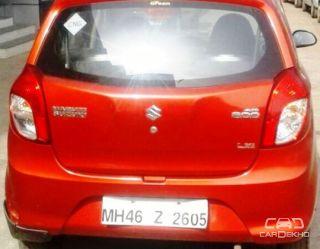 2014 Maruti Alto 800 CNG LXI