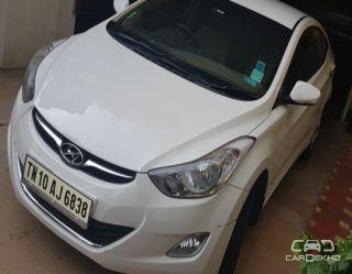 2012 Hyundai Elantra CRDi SX