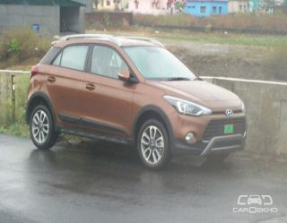 2015 Hyundai i20 Active 1.4 S