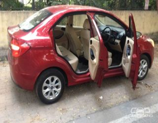2016 Ford Aspire 1.5 TDCi Ambiente ABS