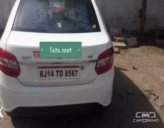 2017 Tata Zest Quadrajet 1.3 75PS XE