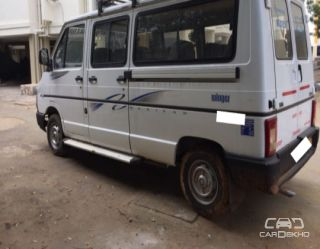2009 Tata Winger Deluxe - Flat Roof (Non-AC)