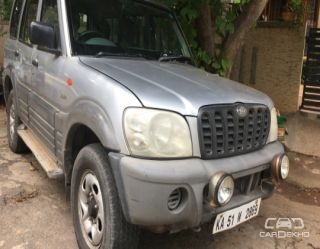 2006 Mahindra Scorpio DX 2.6 Turbo 8 Str