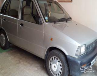 2004 Maruti 800 AC BSIII