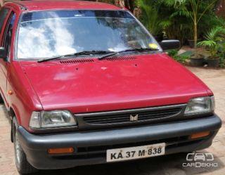 1990 Maruti 800 Std