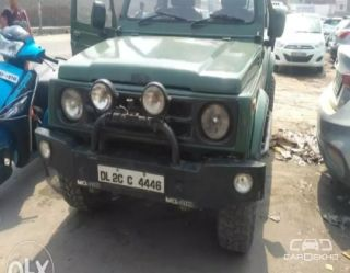 1992 Maruti Gypsy King Hard Top Ambulance BS III