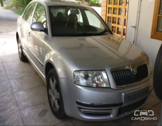 2007 Skoda Superb 2.5 TDi AT Comfort
