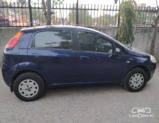 2012 Fiat Grande Punto 1.3 Dynamic (Diesel)