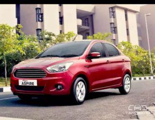 2015 Ford Figo Aspire 1.5 TDCi Sports Edition