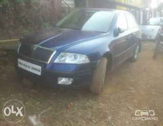 2007 Skoda Octavia L and K 1.9 TDI (MT)