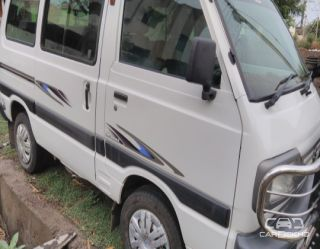 2013 Maruti Omni Limited Edition