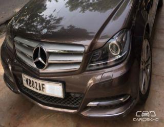 2013 Mercedes-Benz C-Class C 220 CDI Elegance AT