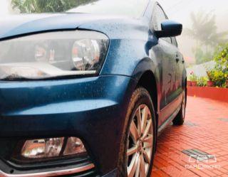 2017 Volkswagen Ameo 1.5 TDI Highline AT