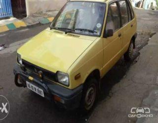1991 Maruti 800 DX