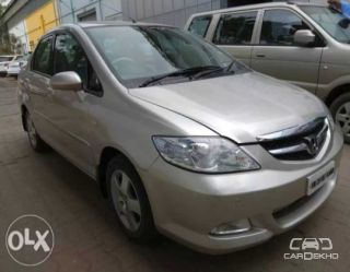 2008 Honda City 1.5 V MT Exclusive