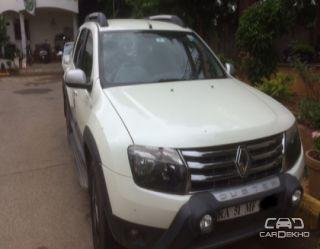 2014 Renault Duster Adventure Edition