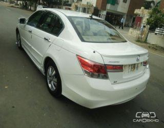 2011 Honda Accord 2.4 M/T