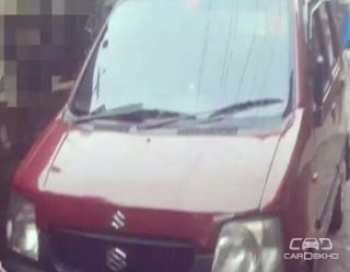 2001 Maruti Wagon R VXI BSIII