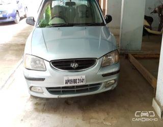 2006 Hyundai Accent CRDi