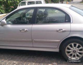 2003 Hyundai Sonata 2.0 CRDi MT