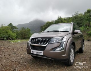 2018 Mahindra XUV500 AT W9 2WD
