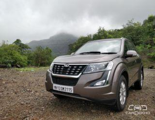 2018 Mahindra XUV500 AT W9 2WD