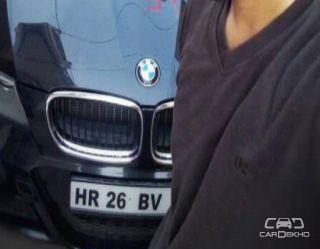 2012 BMW 3 Series 2011-2015 320d Luxury Plus