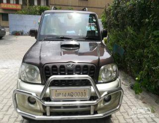 2008 Mahindra Scorpio VLX 2WD Airbag BSIII