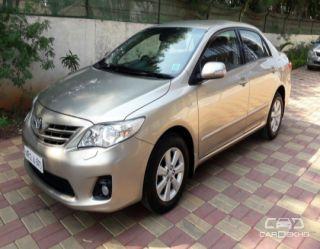 2013 Toyota Corolla Altis G