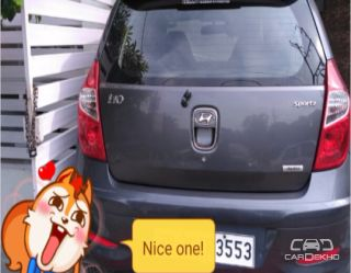 2013 Hyundai Grand i10 AT Sportz