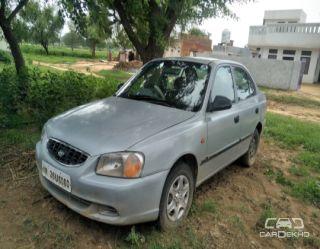 2004 Hyundai Accent Gvs