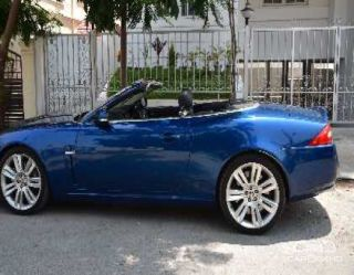 2011 Jaguar XK R-S Convertible 5.0L Supercharged