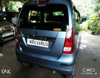 2012 Maruti Wagon R LXI BS IV