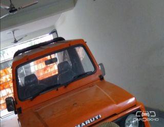 2003 Maruti Gypsy King Soft Top BSII
