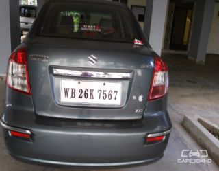 2010 Maruti SX4 Zxi with Leather BSIII