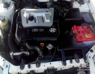 2003 Hyundai Accent CRDi